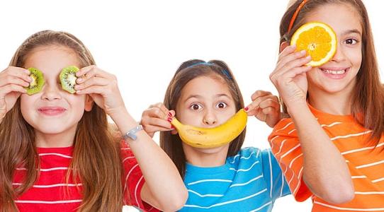 Ποιες είναι οι καλύτερες τροφές για τα παιδιά