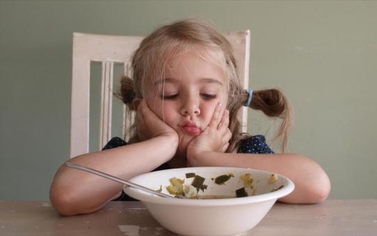 Ποιες είναι οι αιτίες που ευθύνονται για την μειωμένη όρεξη των παιδιών