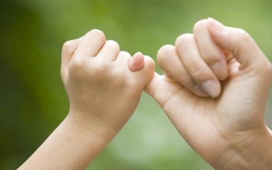 Η σημαντικότητα των υποσχέσεων που δίνεται στα παιδιά