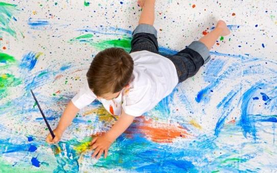 Ιδέες για δημιουργική απασχόληση των παιδιών το καλοκαίρι