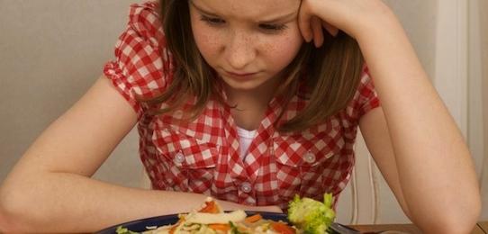 Διατροφικές διαταραχές στην παιδική ηλικία