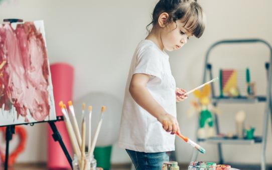 Ενθαρρύνοντας τα παιδιά μας να εκφραστούν