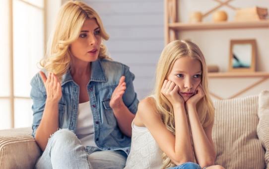 Πως να διαχειριστείτε τις συγκρούσεις με το παιδί